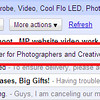 MESSAGE PIPELINE 2 - In prospects email interface, you see who it is from, plus 8 title words in bold text, then about 12 words describing what will be found at the end of the link. This probably means that the video description needs to put the most compelling message in the title and first part of the beginning sentence. So when seen like this, amoung other competing emails..... it will make readers open up the email.