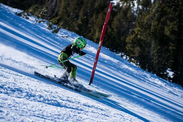 Mammoth Mountain, CA Kittredge Cup - December 28, 2019