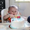 Miles' 1st Birthday Party :