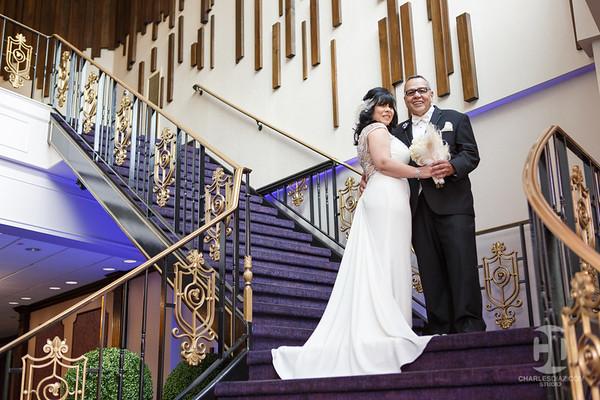 Millie and Floyd Wedding 10-7-2017