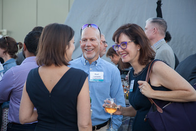 The 2017 MoFo Alumni Event at the Exploratorium in San Francisco.