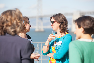 MoFo Womens Alumni Gathering at the Vitale Hotel in San Francisco.