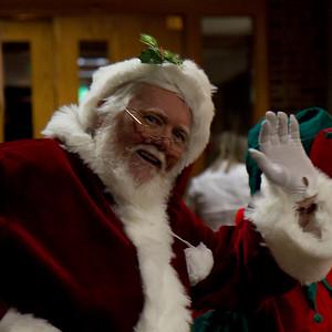 Dec 18, 2009 - NORAD & USNORTHCOM Holiday Potluck