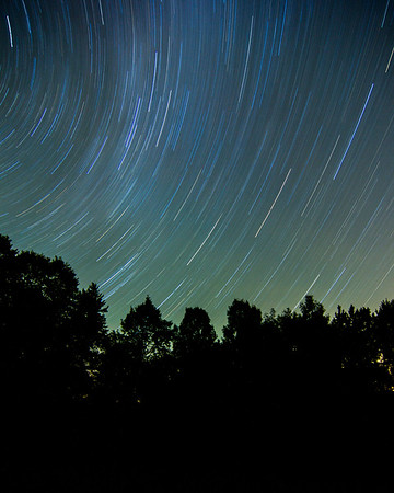 Star Trail Dan Jandl