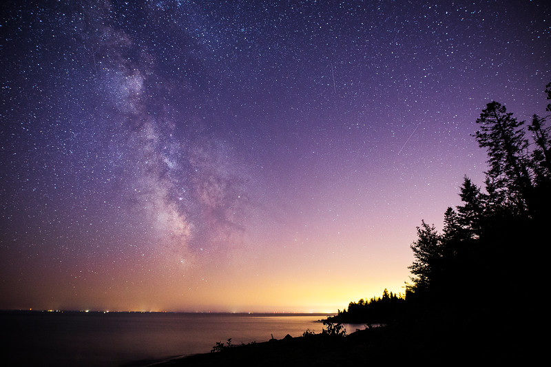 Milky Way Dan Jandl