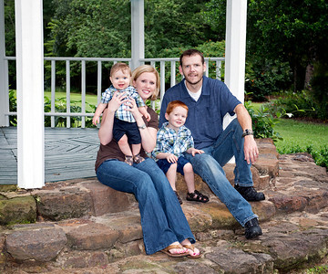 Norton Family August 2012