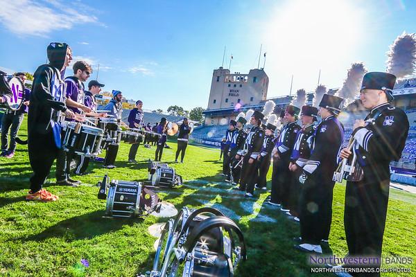 NUMBALUMS Drumline