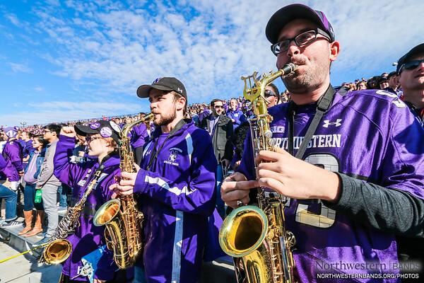 Saxophonic Sirens
