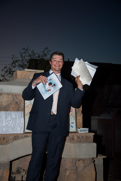 Cory Mission Call