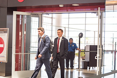 Elder Burns airport return -7921