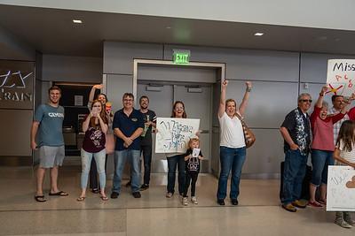 Elder Burns airport return -7918