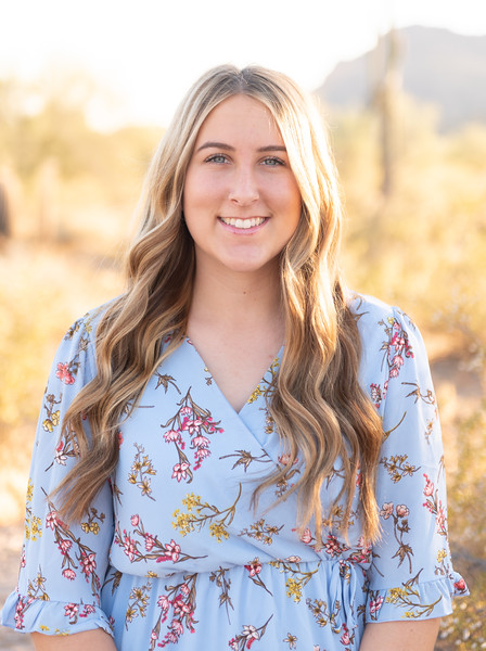 Sister Bailey Call Mission Portrait