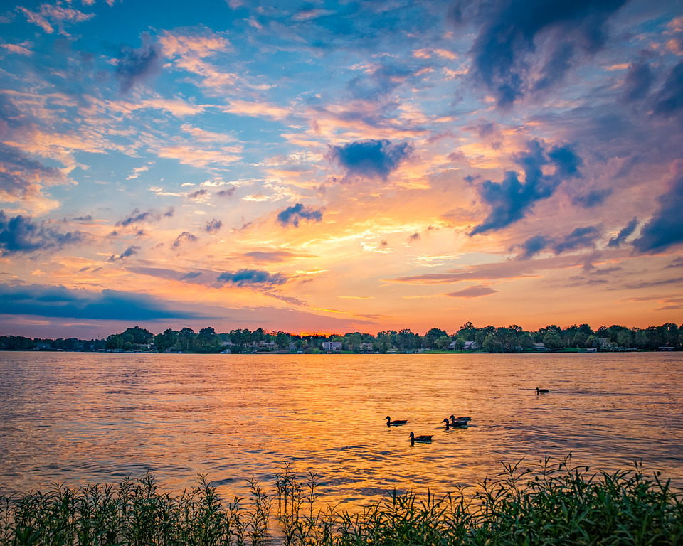 S_Doell_State_Fair_Day's_End_At_Morse_Lake-