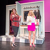 """Amarillo Little Theatre presents """"Legally Blonde""""at the Mainstage. Paulette Bonafonte played by Leigh Ann Crandall and Elle Woods played by Terry Martin [Shaie Williams for Amarillo Globe News]"""