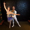 Shaie Williams for AGN Media. Berkely Henderson and Christopher M Flores are Snow Queen and Snow King for The Lone Star Ballet  presents The Nutcraker 2017 held at Amarillo Civic Center  in Amarillo, TX on Decmeber 8-10, 2017.