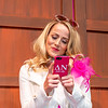 """Amarillo Little Theatre presents """"Legally Blonde""""at the Mainstage. Elle Woods played by Terry Martin [Shaie Williams for Amarillo Globe News]"""