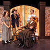 "Mallari McCormack, Sean Reneau, Paxton Preston and Eleisha Miller in Amarillo College Summer Youth Musical presents ""The Secrect Graden"" [Shaie Williams for Amarillo Globe News]"