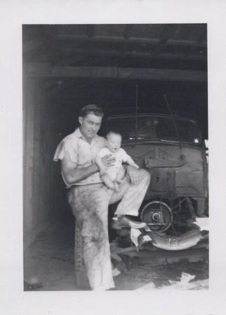 1954_July_Arnold 27, Greg nutter 6 months_0001