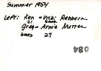 1954_July_Kenny holding Vickie Arnold holding Greg_0001_b