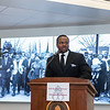 "The Reenactment of the March on Washington, ""I Have a Dream"" speech from Dr. Martin Luther King Jr. Perfrormed by Amarillo's Julian Reese at the JBK Student Center on WTAMU campus in Canyon, TX. January 22, 2018. [Shaie Williams for Amarillo Globe News]"