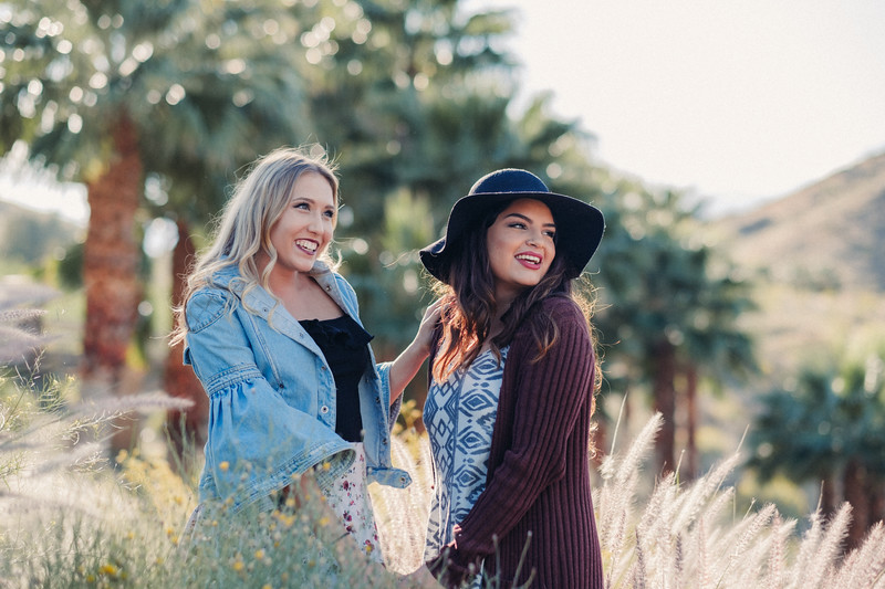 Boho chic desert photographs by Mindy Joy Photography