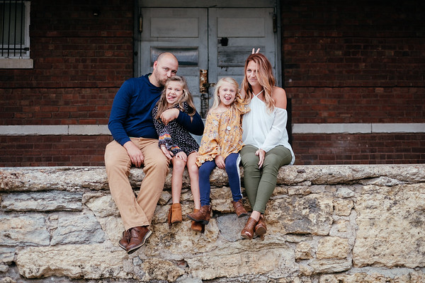 Bowlin Family 2018