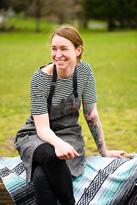 Top Chef contestant and Soter Vineyards Head Chef Sara Hauman. (Michael Cary Photography)