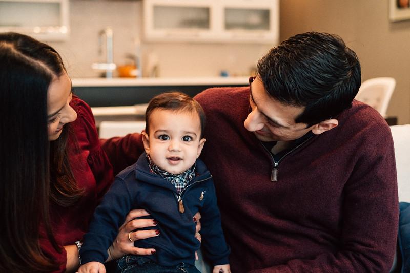 Rekha, Jay & Sunil