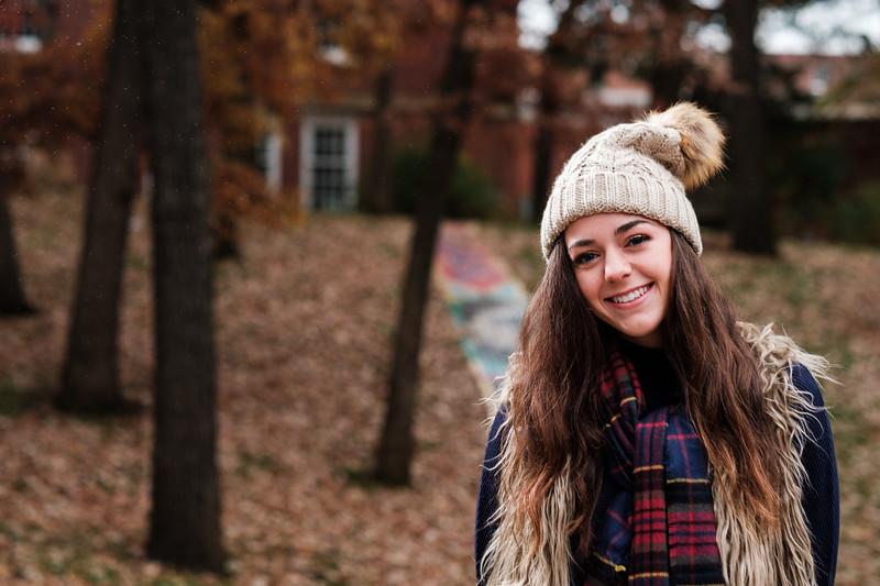Libbie Frost Senior Pictures