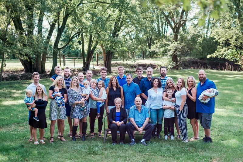 Morris Family 2020
