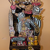 """Florence Wint<br /> """"Justice""""<br /> Mixed Media"""