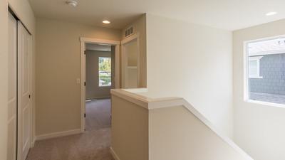 Lot 2 Bonus shot, upstairs hallway top of stairs