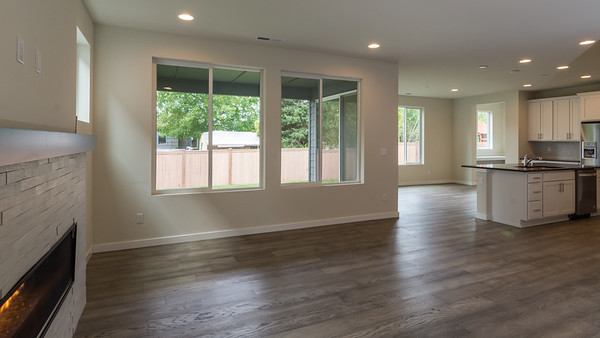 Lot 2 Gathering Room/Dining/Kitchen