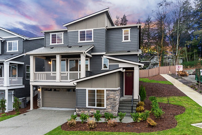 Pulte Homes New Construction