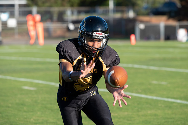 20191010 RJR JV Football vs Davie 011Ed