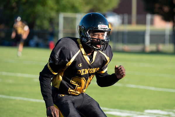 20191010 RJR JV Football vs Davie 024Ed