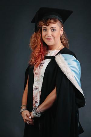 Rachael Stace - Graduation Photos