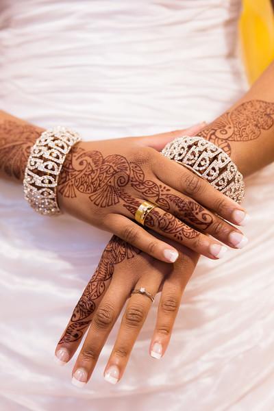 Wedding day Henna