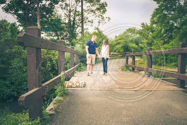 Deena & Ricky - Engagement Shoot