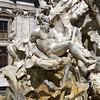 Piazza Navona, Fountainof the Four Rivers, Bernini