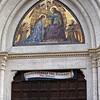 S. Maria del Rosario, church next to apartment