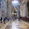Interior St. Peter's