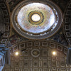 Interior dome, St. Peter's