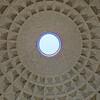 Pantheon, dome & oculus