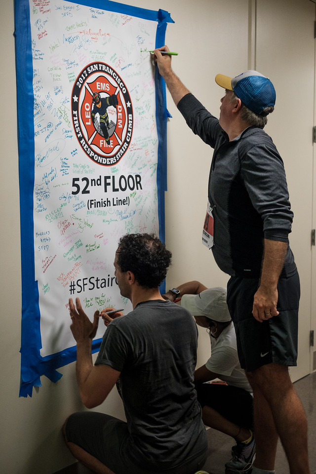 #SFStairClimb