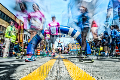 Fargo Marathon 2014 - Finish