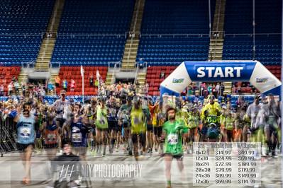 Fargo Marathon 2015 - Start