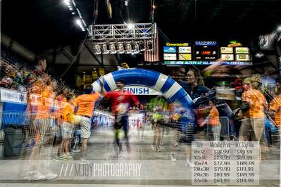 Fargo Marathon 2015 - Finish