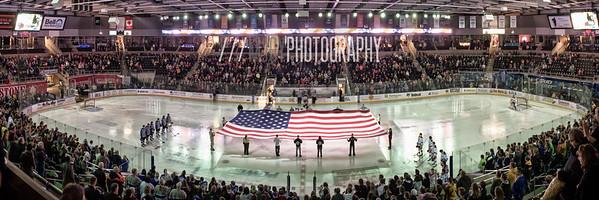 Military Appreciation Night - Scheels Arena