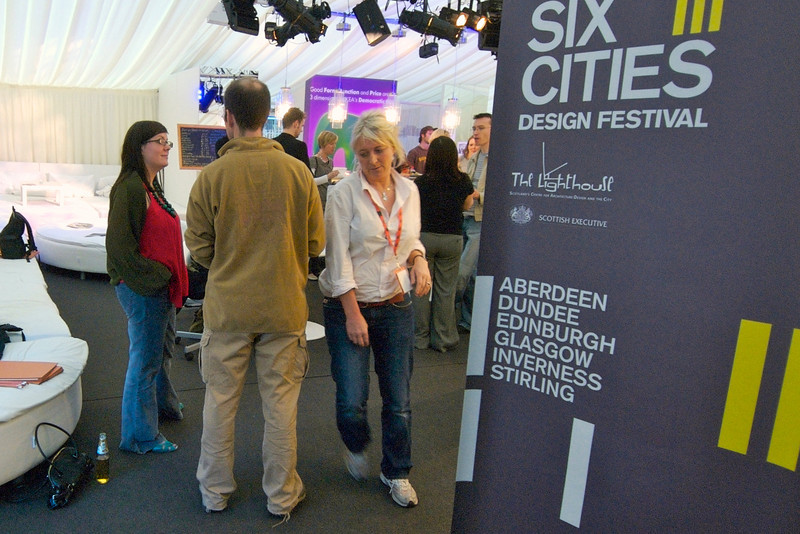 Six Cities, Ikea Tent, Image protection